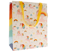 gift bag - large - always be a unicorn