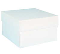 gift box - rice bowl - chill (white)