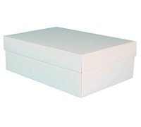 gift box - shoe - chill (white)